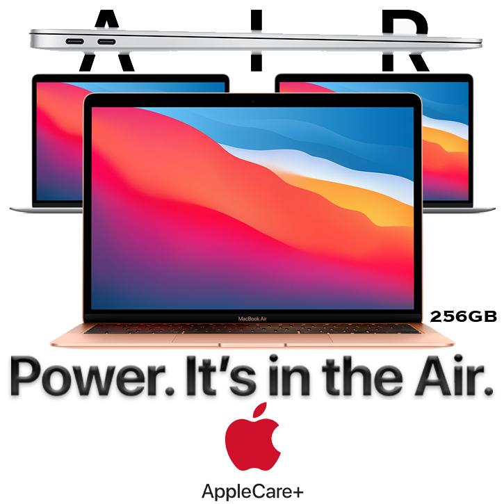 Apple 13� 512GB MacBook Air 8GB Notebook Bundled w/ USB-C Digital AV Multiport Adapter & AppleCare+