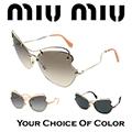 Miu Miu Women's Sunglasses - Choice of Colors