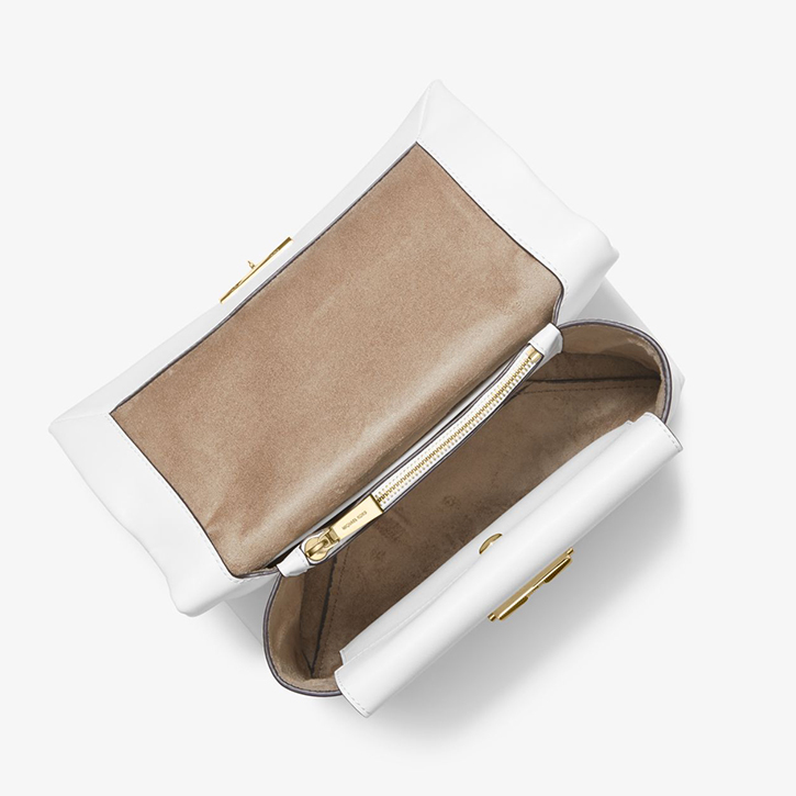 6b7731cfba71 Michael Kors Cece Large Leather Shoulder Bag