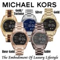 Michael Kors Access Bradshaw Touchscreen Smartwatch - Available In 5 Colors