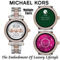 Michael Kors Access Sofie Touchscreen Smartwatch - Available In Two-Tone