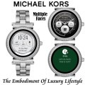 Michael Kors Access Sofie Touchscreen Smartwatch - Available In Stainless Steel