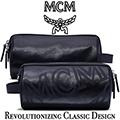 MCM Tivitat Coated Canvas Crossbody Bag