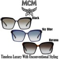 MCM Collection Square Oversized Sunglasses - Available in 3 Colors