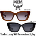MCM Collection 704SL Cat-Eye Style Women�s Sunglasses - Available in 2 Colors