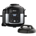 Ninja Foodi 8qt 9-in-1 Deluxe XL Digital Multi Cooker with Air Fryer - Stainless Steel/Black
