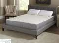 "Nature's Sleep 10"" Visco Memory Foam King Mattress Only; Available through FedEx Quick Ship Program"