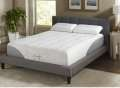 "Step Up to Nature's Sleep 12"" Gel MemFoam Firm or Plush Kg Mattress Only; Available FedEx Quickship"