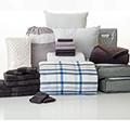 Clifton 24-Piece Twin XL Bedding & Bath Bundle with FREE Bonus Storage Trunk