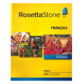 Rosetta Stone Version 4: French Level 1-5 Set For Mac|Windows