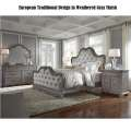 Traditional Pulaski Bedroom Group  Weathered Gray Finish Choice of Dresser/Mirror or Master Chest