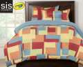 Paint Box Crayola Collection 6-Piece Queen Bedding Set
