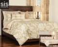 Renaissance Studio Print Reversible Collection 6-Piece King Bedding Set