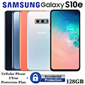 Samsung 128GB Galaxy S10e *UNLOCKED* W/Cellular Phone 2Yr Protection Plan+Accidental Damage Coverage