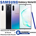 Samsung 256GB Galaxy Note10 *UNLOCKED* With Cellular Phone 2Year Protection Plan + Accidental Damage