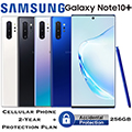 Samsung 256GB Galaxy Note10+ *UNLOCKED* With Cellular Phone 2Yr Protection Plan + Accidental Damage