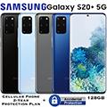Samsung 128GB Galaxy S20+ 5G *UNLOCKED* With Cellular Phone 2Yr Protection Plan + Accidental Damage