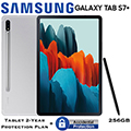 """Samsung 12.4"""" Galaxy Tab S7+ 256GB with Wifi & Tablet 2-Year Protection Plan + Accidental Damage"""