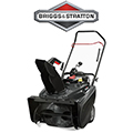 Briggs & Stratton 22-in Gas Snow Blower with Push-button Electric Start & Auger Assistance