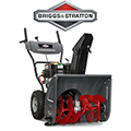 Briggs & Stratton Two-stage Self-propelled Gas Snow Blower with Push-button Electric Start