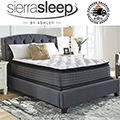 "Limited Edition 13"" Pillow Top Innerspring Full Mattress + Foundation"