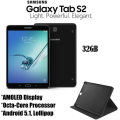 "Samsung 32GB 8"" Galaxy Tab- Available In Black with Folio Case"