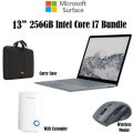"Microsoft Surface 13.5"" 256GB Intel Core i7 Laptop With Mouse, Case And WiFi Range Extender"