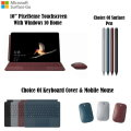 Microsoft Surface Go 10� 128GB Intel Pentium Gold with Surface Pen, Mobile Mouse and Signature Cover
