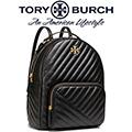 Tory Burch Kira Chevron Zip-Around Backpack