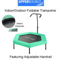 Upper Bounce Upper Bounce 50� Hexagonal Fitness Mini-Trampoline