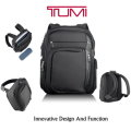 Tumi Arriv� Kingsford Laptop Backpack-Available In Black