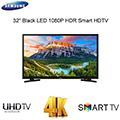 "Samsung 32"" 1080p HDR Smart LED HDTV"