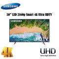 "Samsung 50""(50� Diag) LED 2160p Smart 4K Ultra HDTV  With High Dynamic Range"