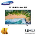 "Samsung 55"" LED 2160p Smart 4K UHD TV with HDR"
