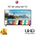 "LG - 70"" Class (69.5"" Diag.) LED 2160p Smart 4K Ultra HD TV"