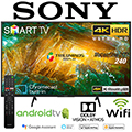"Sony BRAVIA 43"" 4K Ultra HD HDR LED Smart TV"