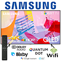 "Samsung 43"" 4K Ultra HD HDR QLED Smart TV"