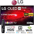 "LG 48"" 4K Ultra HD HDR OLED Smart TV"