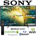 "Sony BRAVIA 65"" 4K Ultra HD HDR LED Smart TV"