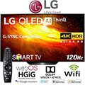 "LG 55"" 4K Ultra HD HDR OLED Smart TV"