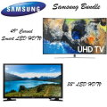 Samsung LED HDTV 2-TV Bundle Featuring 49