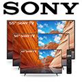 Sony 3 - 4K Ultra HD LED Smart Google TV Bundle Package