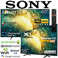 Sony BRAVIA 2-4K Ultra HD HDR LED Smart TV Bundle Package