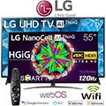 LG 2-4K Ultra HD HDR LED Smart TV