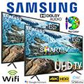 Samsung 2-4K Ultra HD HDR LED Smart TV Bundle Package