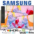 Samsung 3-4K Ultra HD HDR QLED Smart TV Bundle Package