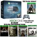 FREE Destiny W/XBOX One�Limited Edition Halo 5 Action Bdle W/4-Games, 2-Wireless Controllers & More