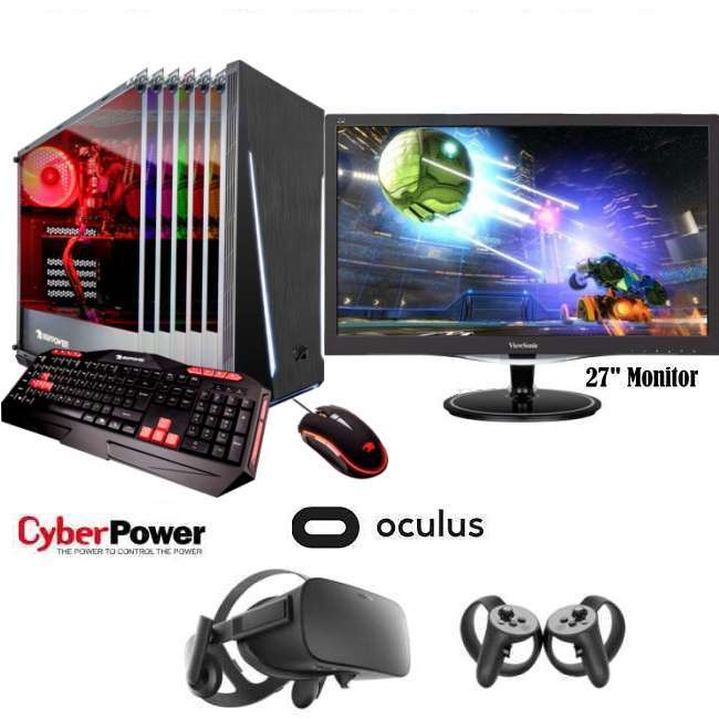 iBUYPOWER PC-Gamer Ultra Desktop, 27