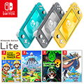 Nintendo Switch Lite Gaming System Bundle