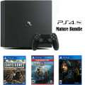 Playstation 4 Pro 1TB Mature Bundle with 3 Games